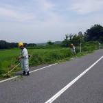 県道赤碕大山線外道路維持工事(6工区)