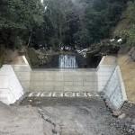 精進川砂防堰堤