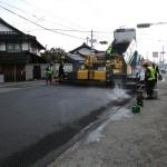 県道米子丸山線舗装補修工事